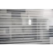 Película Decorativa Listras Sobrepostas Horizontal Detalhe