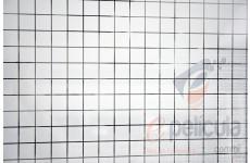 Película Decorativa Quadrado Branco 2,0x2,0cm Detalhe